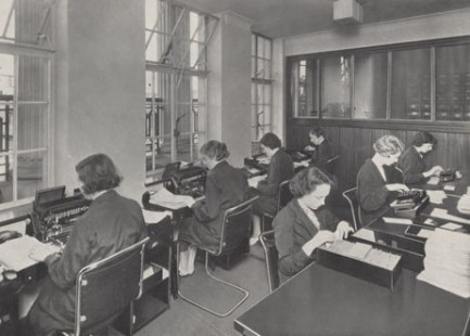 NAEST-233-05-page-05-image-of-Punching-Department-at-Cornhill-Insurance