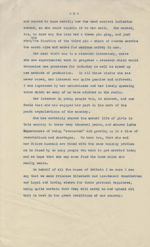 NAEST-33-18-03-Caroline-Haslett-Womens-Hour-Script-About-Princess-Elizabeth-Page-3