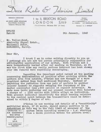 NAEST-228-01-02-Letter-from-Decca-Radio-to-ASE-Jan-1943