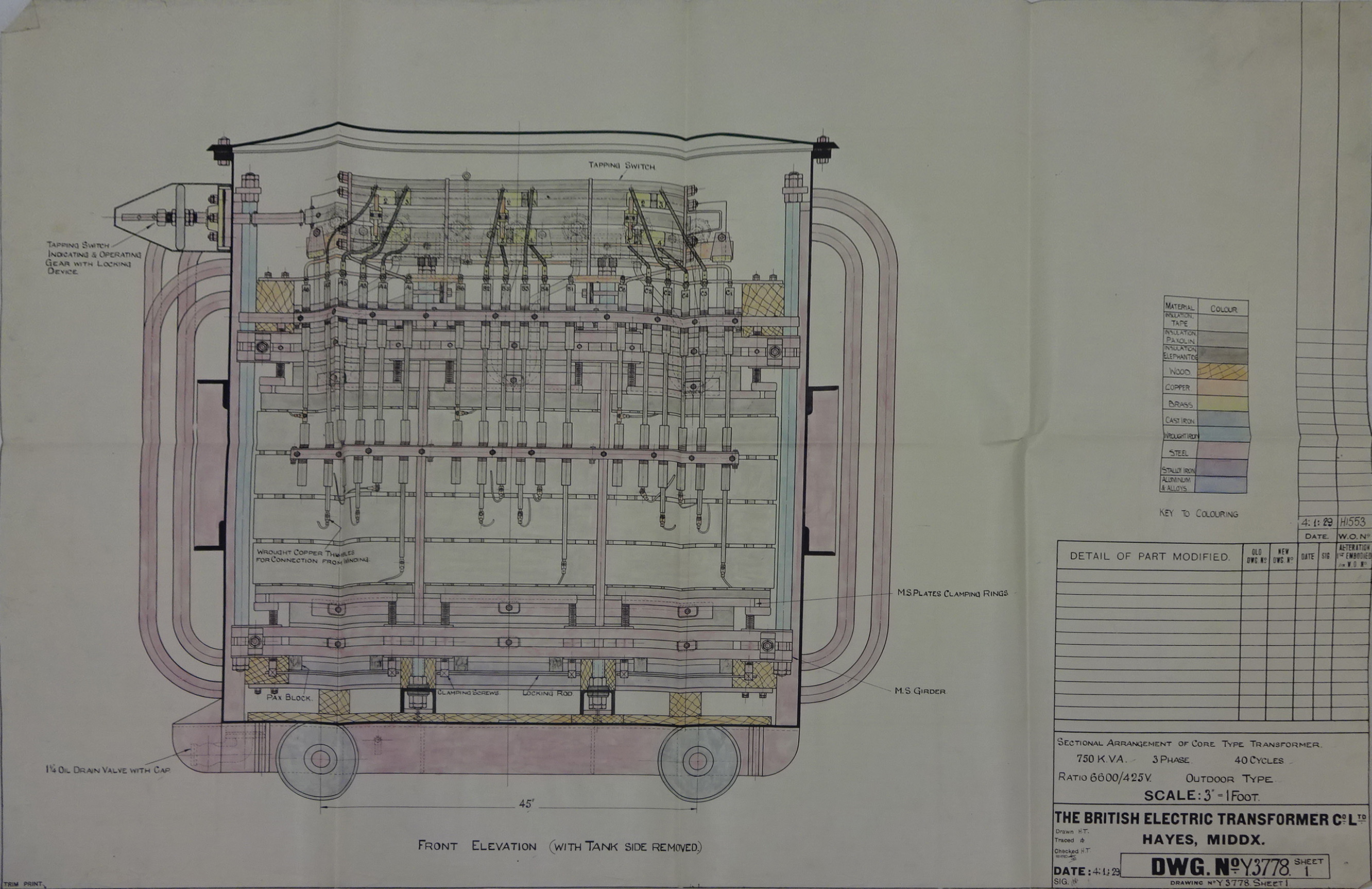 early ici billingham electrical engineering drawings iet archives blog rh ietarchivesblog org electrical engineering diagram software electrical engineering drawings pdf