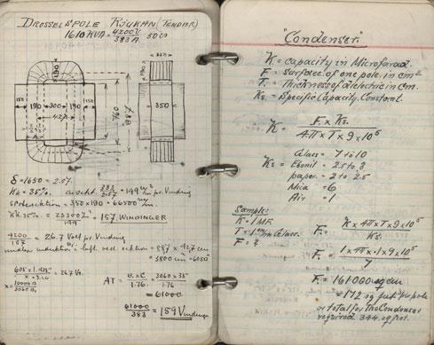 SC-MSS-277-Alf-Schaanning-notebook-Condenser-page