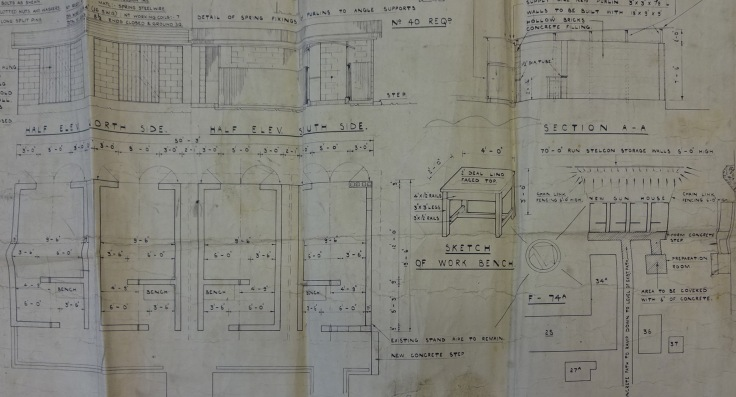 NAEST 241 06 01 - Plan F74A 35 - proposed new gun house detail crop