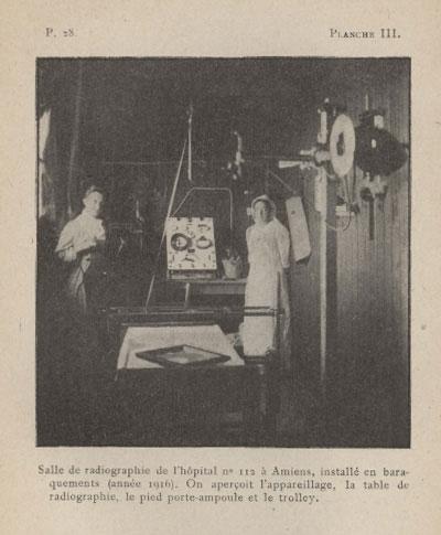 IET-RB-8vo-XXX-Mme-Curie-La-Radiologie-et-la-Guerre---Plate-3-Photo