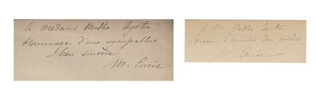 Marie-Curie-inscriptions-from-1903-and-1910-books-side-by-side