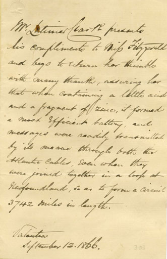 SC-MSS-254-Item-303-Thimble-Letter-to-Emily-FitzGerald-September-1866