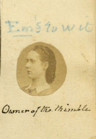 SC-MSS-254-Item-305-Thimble-press-cutting-and-Emily-photo