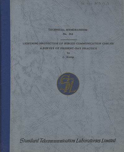 SC-MSS-273-03-01-Cover-of-J-Kemp-Lightning-Report
