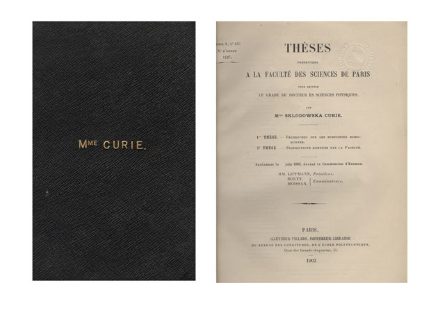 SF-8vo-010-IET-RB-Marie-Curie---Theses-1903---Cover-and-title-page-combined