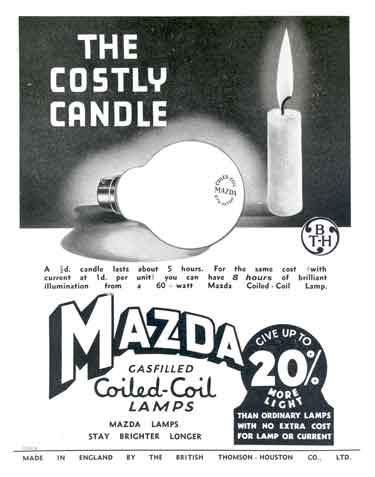 Mazda-Ad---the-costly-candle-Vol-3-No-1-1936-web
